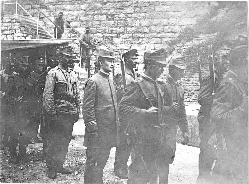 Hinrichtung von Cesare Battisti