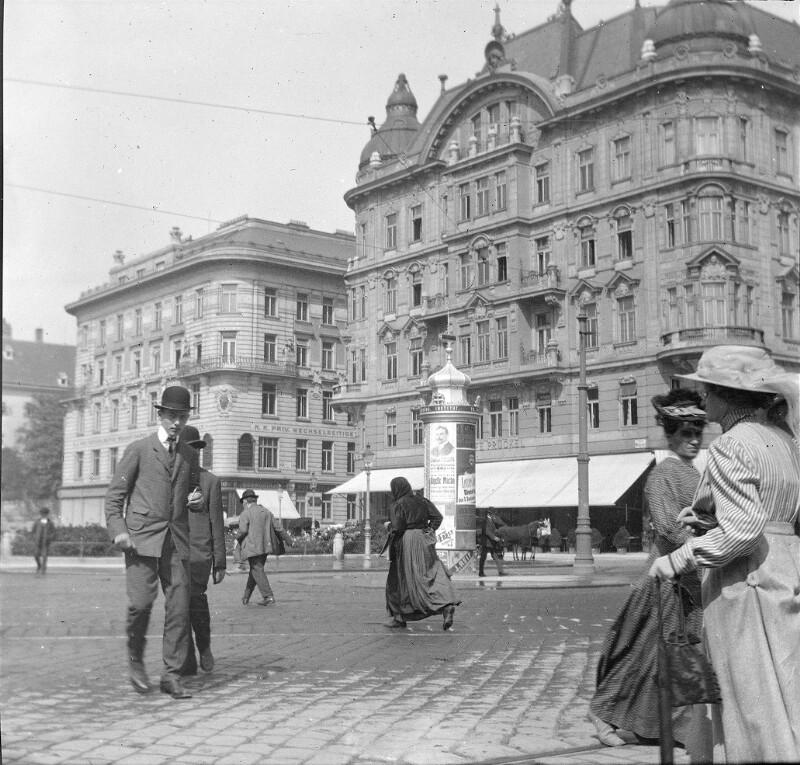 Wien 1, Luegerplatz