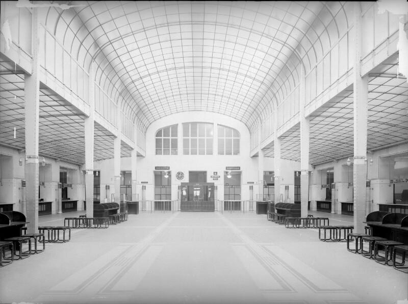 Wien 1, Postsparkassenamt von Österreichische Lichtbildstelle