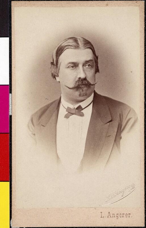 Hasenauer, Karl von von Angerer, Ludwig