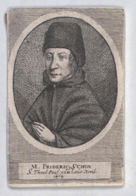 Schon, Friedrich