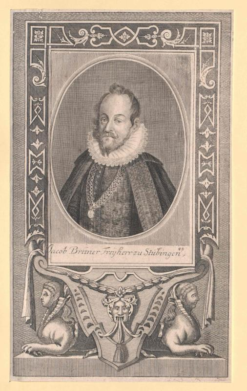 Breunner, Jakob Freiherr von