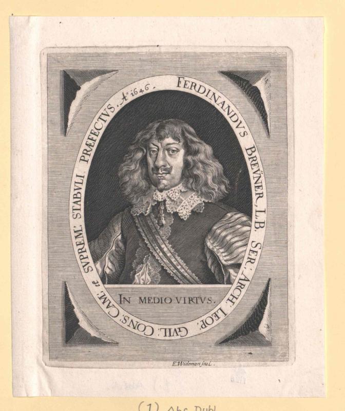 Breunner, Ferdinand Freiherr von