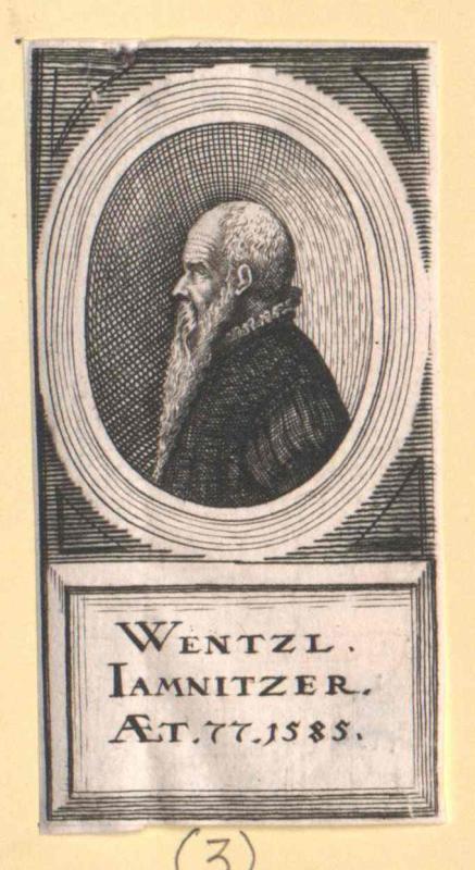 Jamnitzer, Wenzel