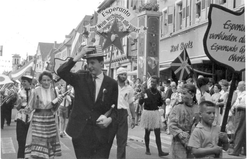 Weinlesefest, Oberkirch 1961