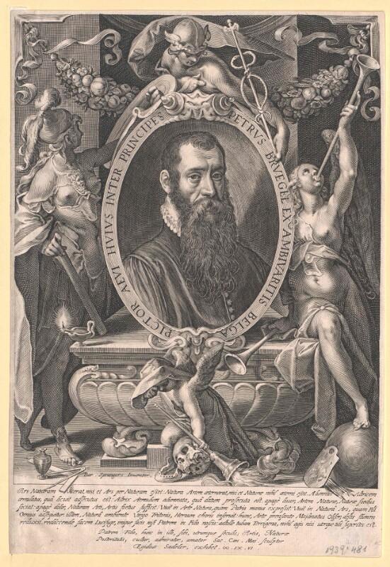 Bruegel, Pieter von Spranger, Bartholomäus