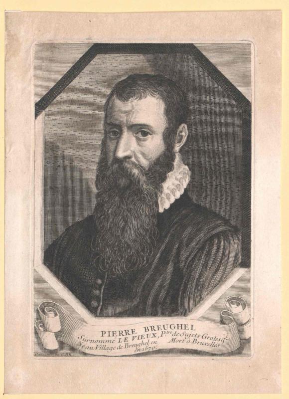 Bruegel, Pieter von Michel Odieuvre Erben
