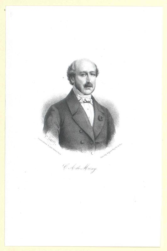 Morny, Charles Herzog von