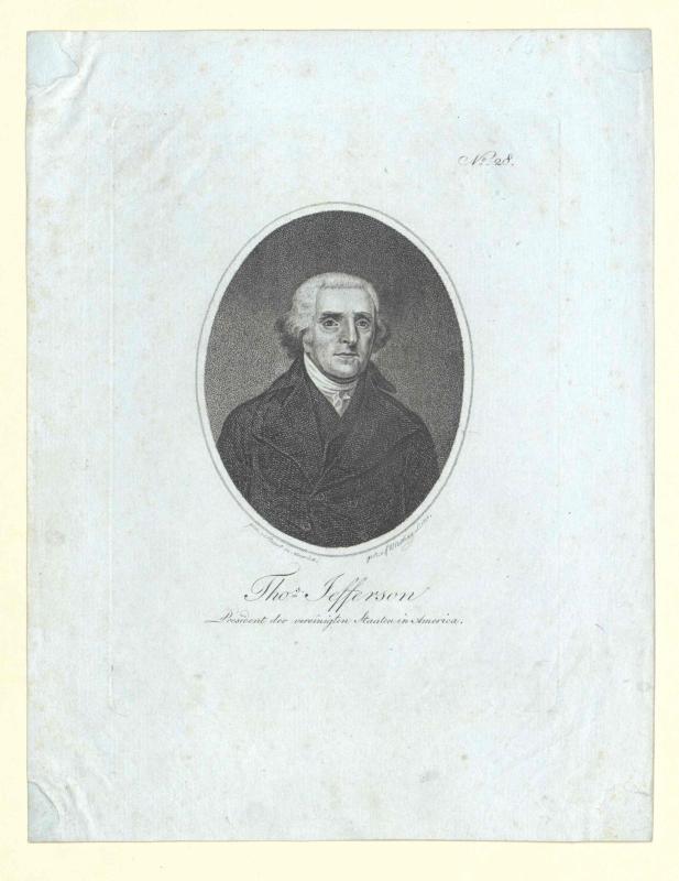 Jefferson, Thomas von Nettling, Friedrich Wilhelm