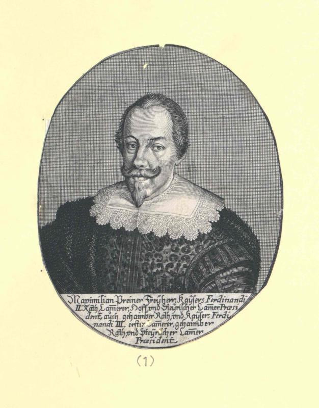 Breunner, Maximilian Freiherr von