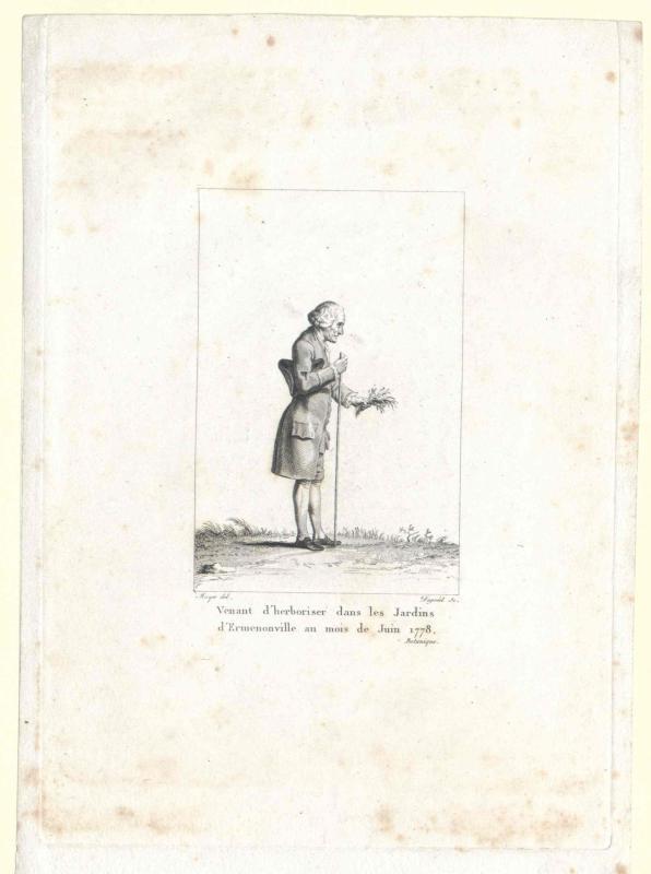 Rousseau, Jean Jacques von Meyer, Georg Friedrich