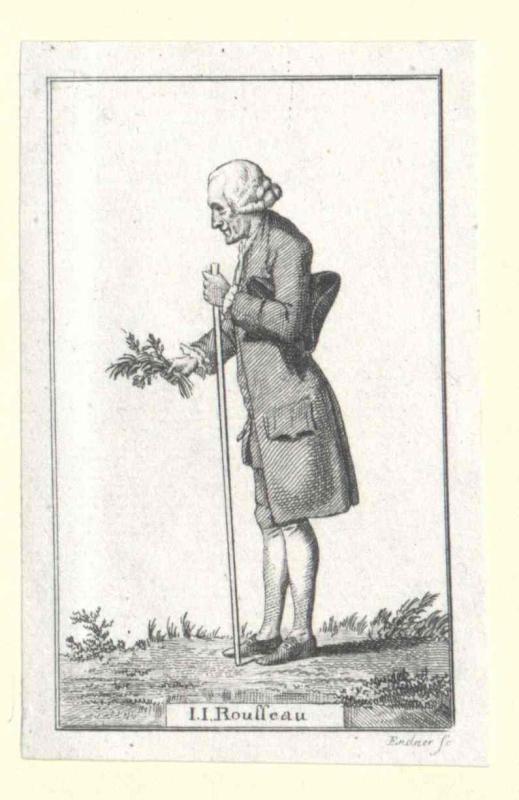Rousseau, Jean Jacques von Endner, Gustav Georg