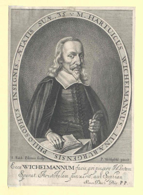 Wichelmann, Hartwig