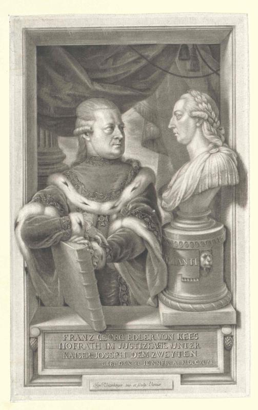 Kees, Franz Georg Ritter von