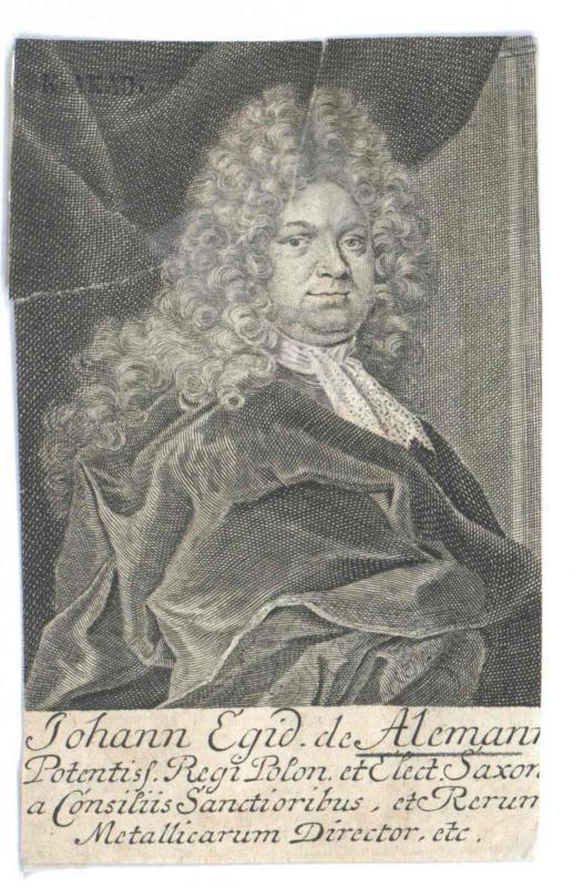 Alemann, Johann Ägidius von