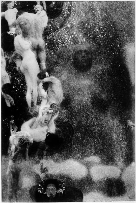 Philosophie von Klimt, Gustav