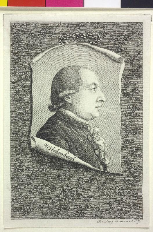Hilchenbach, Karl Wilhelm von Malvieux, Paul