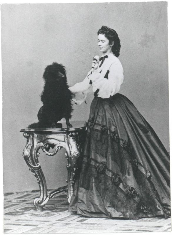 Kaiserin Elisabeth von Österreich von Angerer, Ludwig