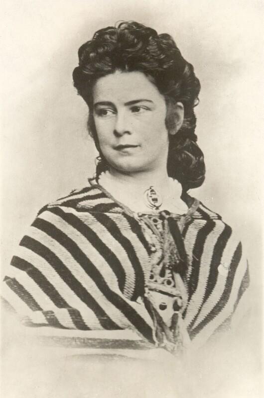 Elisabeth, Kaiserin von Österreich von Angerer, Ludwig