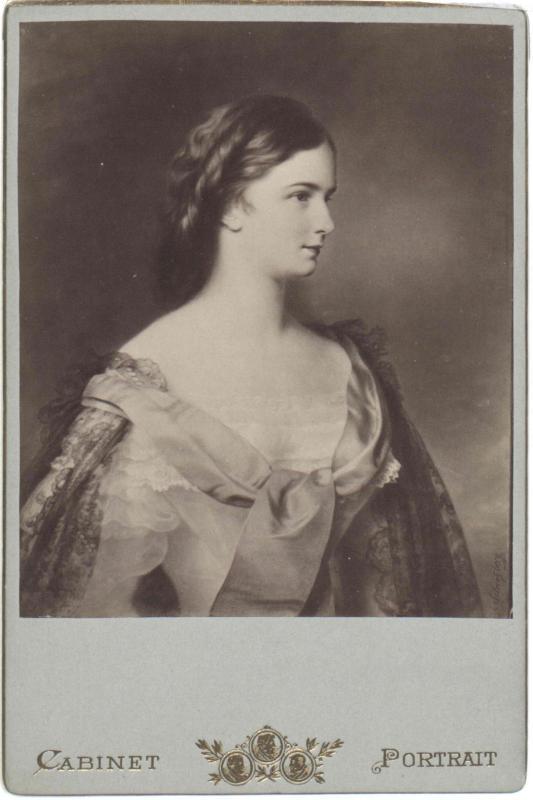 Elisabeth, Kaiserin von Österreich von Schrotzberg, Franz