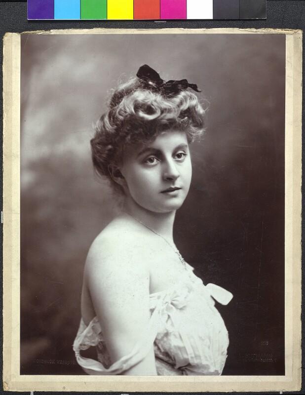 Damenporträt von Gutmann, Ludwig