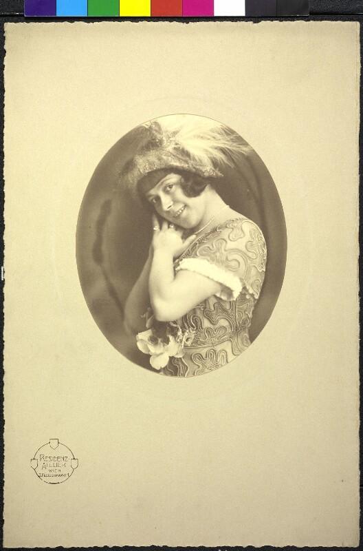 Damenporträt von Residenzatelier
