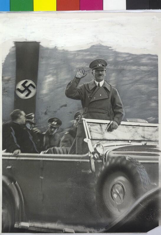 Hitlers Einzug in Wien