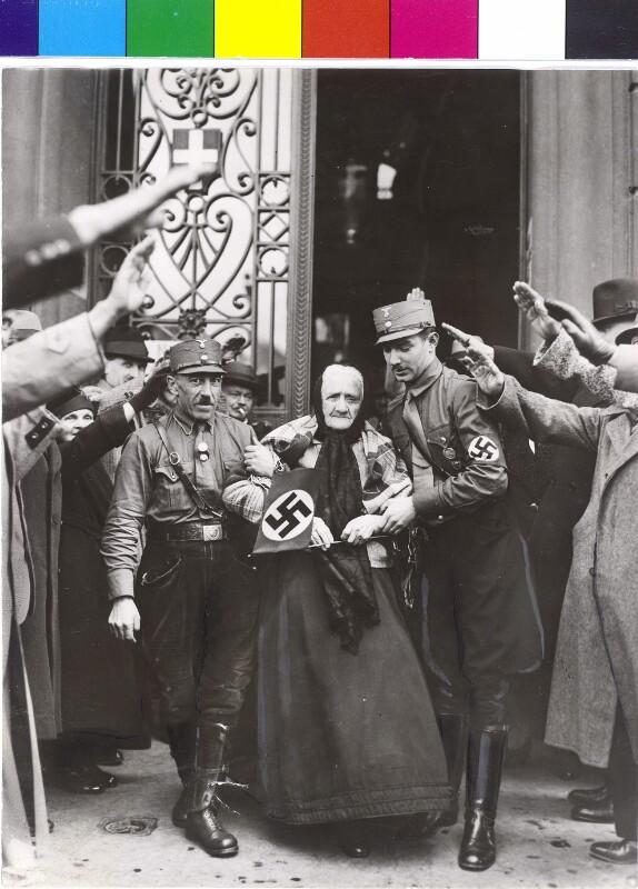 Volksabstimmung in Wien von IPA