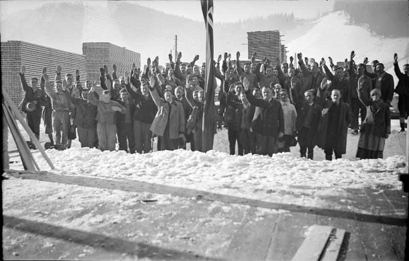 Anschluss 1938 von Glöckler, Herbert