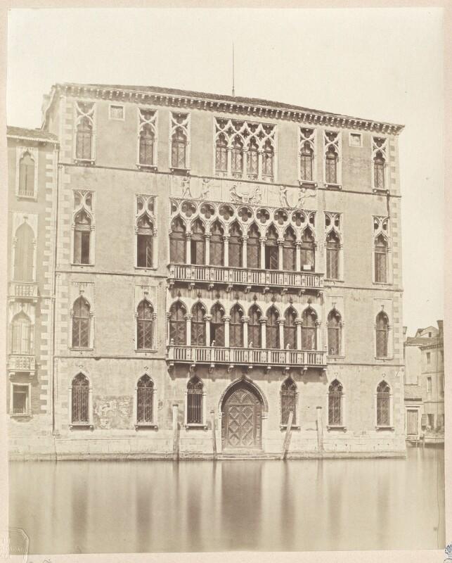 Venedig. Palazzo Foscari