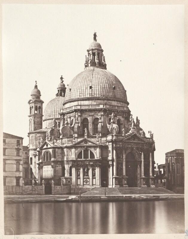 Venedig. Kirche Sta. Maria della Salute