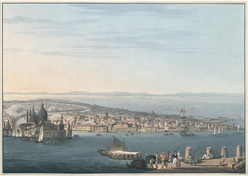 Ansicht von Venedig von Hammer, ...