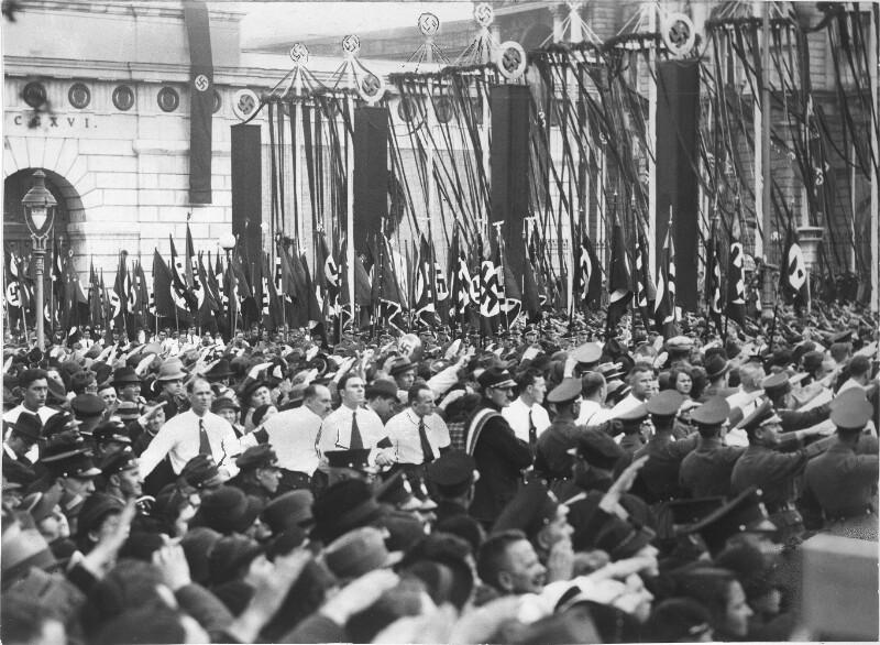 Erster Mai 1938 in Wien von Hilscher, Albert