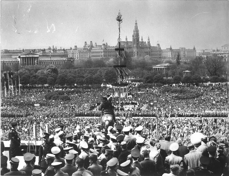 Erster Mai 1938 in Wien