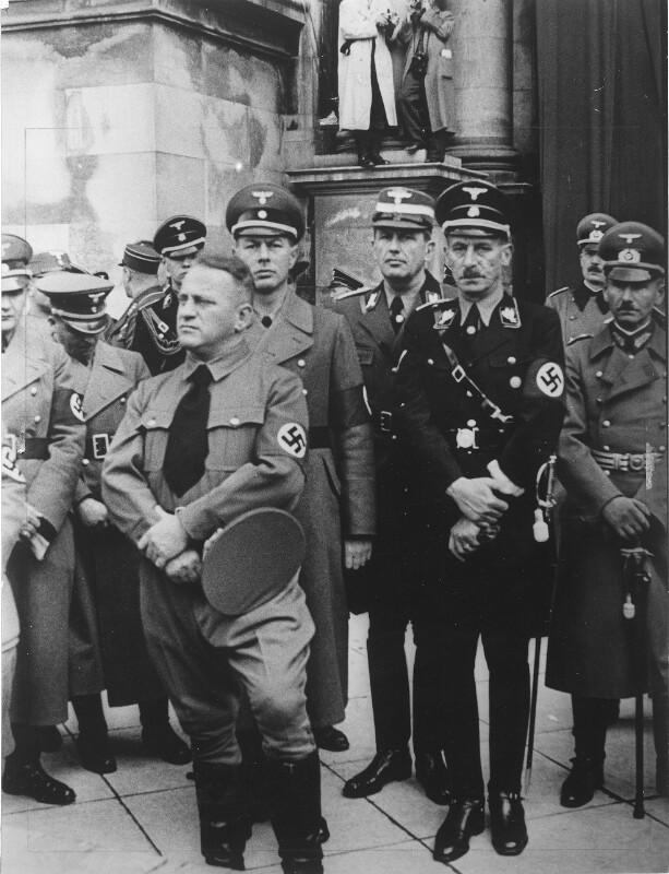 Erster Mai 1938 in Wien von IPA