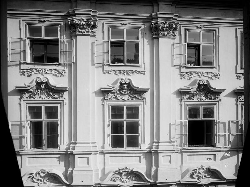 Wien 1, Habsburgergasse 5 von Stauda, August