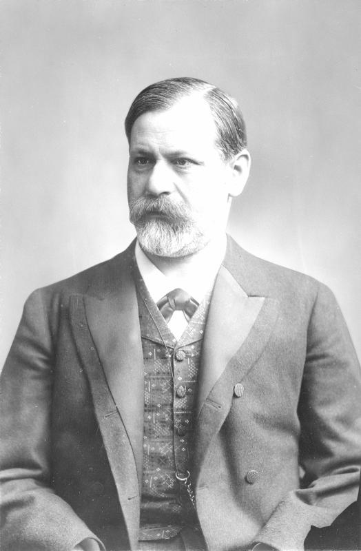 Freud, Sigmund von Grillich, Ludwig