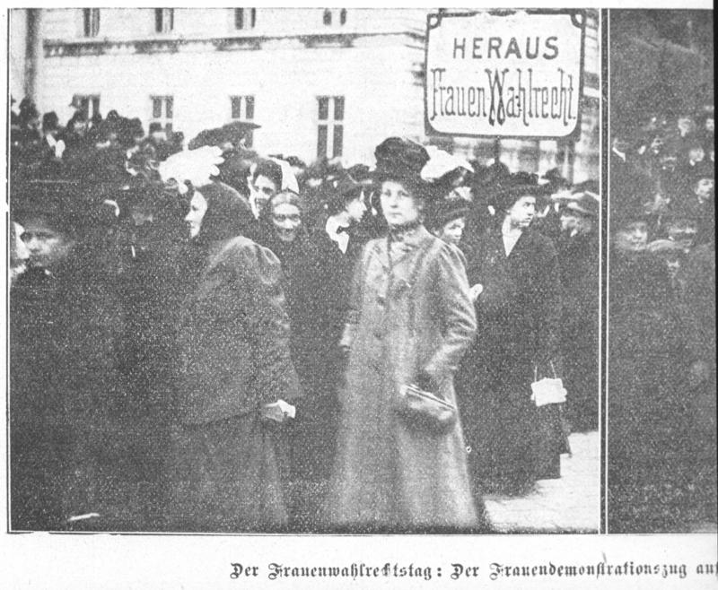 Frauenwahlrechtstag