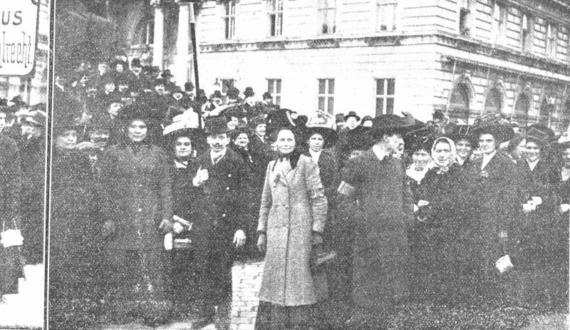 Frauenwahlrechtstag von Seebald, Karl