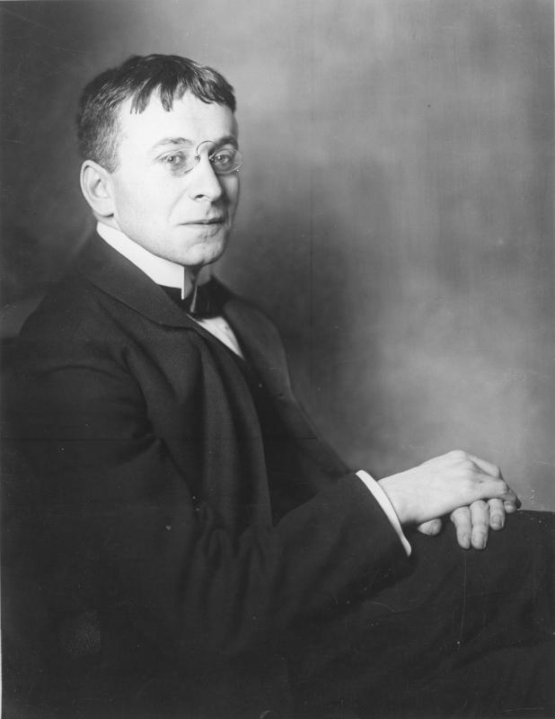 Karl Kraus von D'Ora-Benda, Atelier