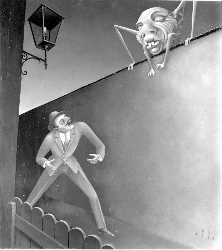 Der Kobold von Sedlacek, Franz