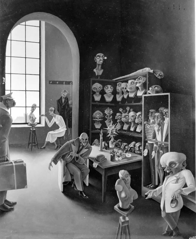 Im Puppenladen von Sedlacek, Franz